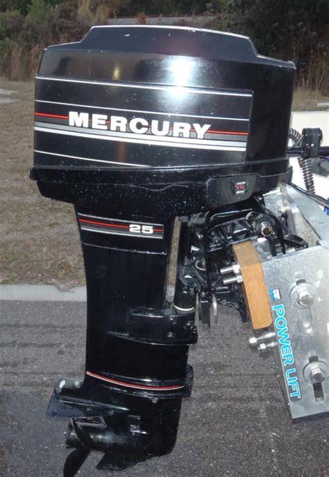 1991 Mercury Model 20 2 Stroke Outboard Factory Service Workshop Manual