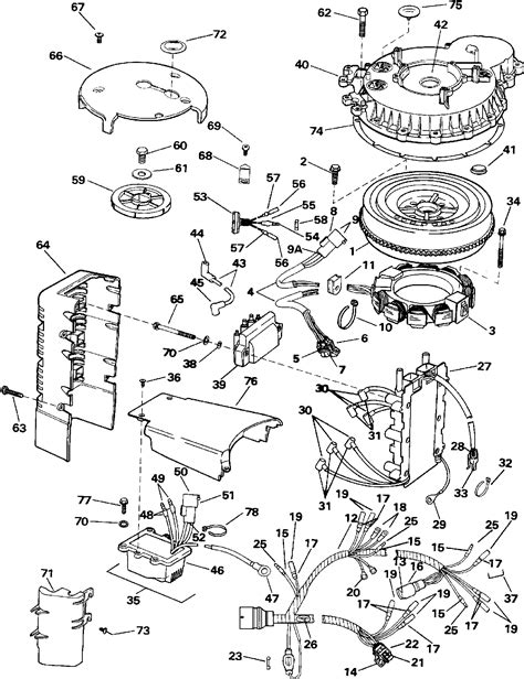 1991 Yamaha 9 9eshp Outboard Service Repair Maintenance Manual Factory