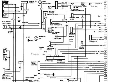 1992 Chevy Truck Starter Wiring Diagrams