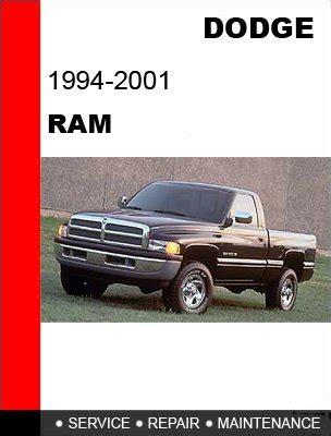 1993 Dodge Truck Service Repair Manual
