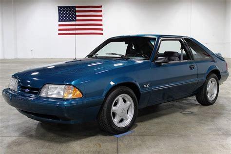 1993 Ford Mustang Lx Repair Manual