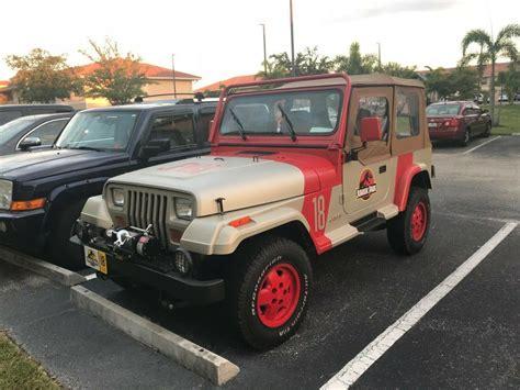1993 Jeep Wrangler Manual