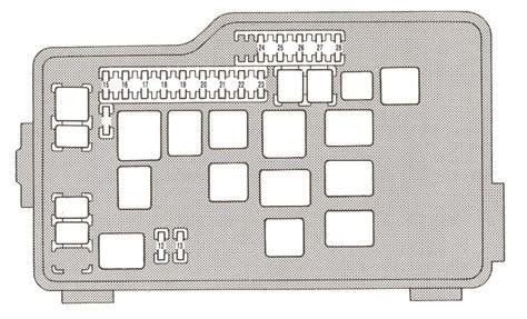 1993 Lexus Gs300 Fuse Box Diagram
