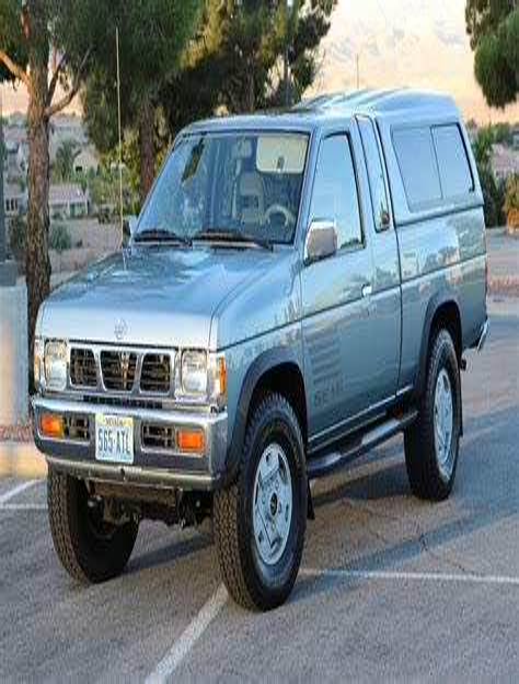 1993 Nissan Truck Manual