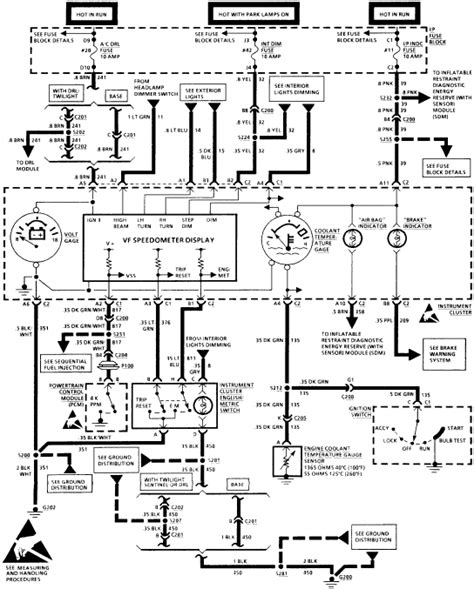 1994 Caprice Wiring Diagram