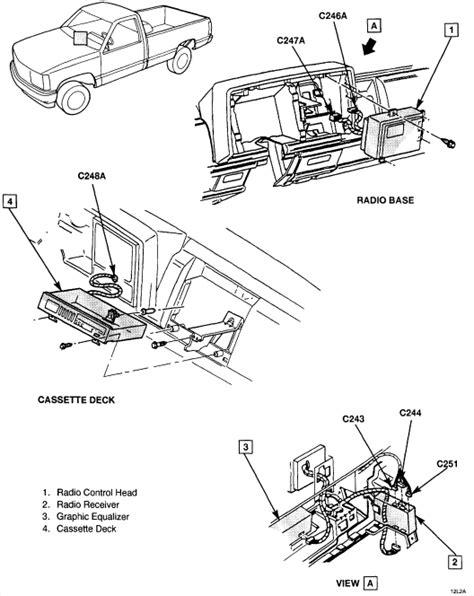 1994 Gmc Suburban Wiring Diagram