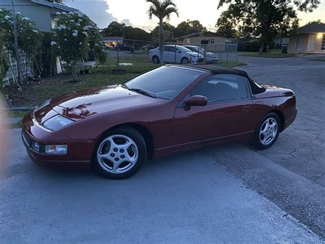 1994 Nissan 300zx Convertible Owners Manual Pd