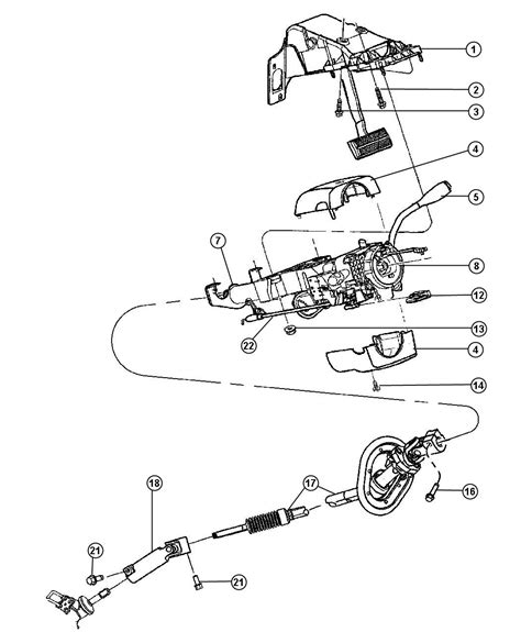 1995 Dodge Ram 1500 Steering Column Wiring Diagram
