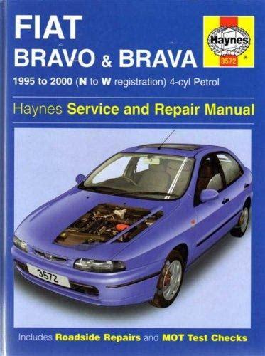 1995 Fiat Bravo Service And Repair Manual