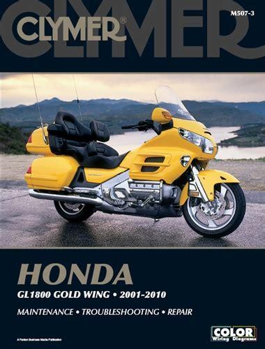 1995 Honda Goldwing Owners Manual