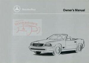 1996 Mercedes Benz Sl500 Repair Manual
