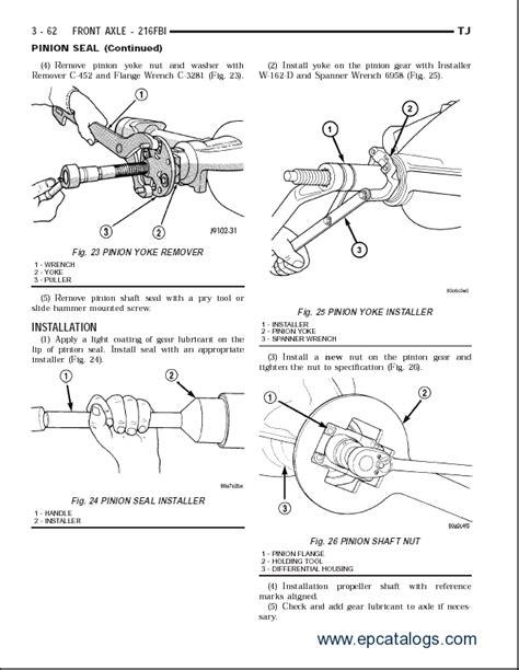 1997 Chrysler Dodge Town County Caravan And Voyager Workshop Repair Service Manual
