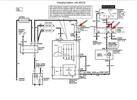 1997 Ford Explorer Wiring Schematic