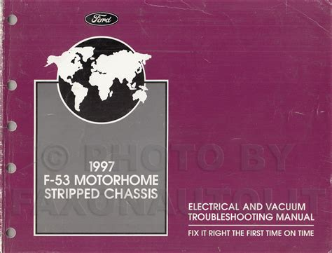 1997 Ford F53 Wiring Manual