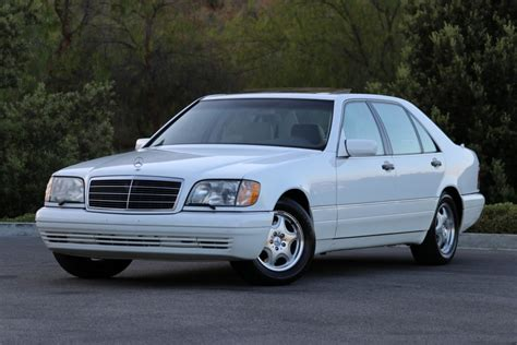 1997 Mercedes Benz S500 Owners Manual