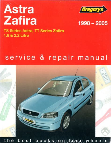 1998 Holden Astra G Service And Repair Manual
