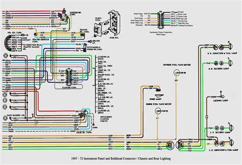 1999 Chevy Truck Tail Light Wiring Diagram