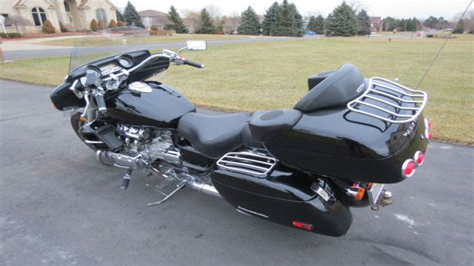 1999 Honda Valkyrie Interstate Owner Manual