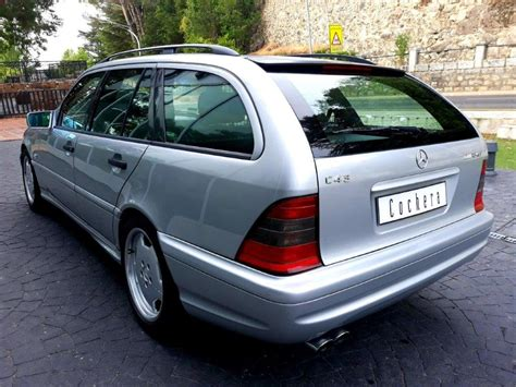 1999 Mercedes Benz Station Wagon Owners Manual