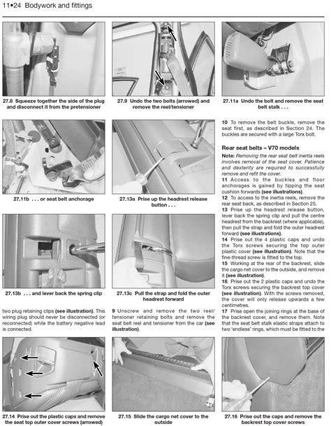 1999 Volvo S80 Repair Manual Pd