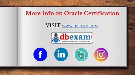 1Z0-1033-21 Exam Duration
