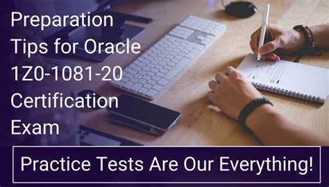 1Z0-1041-20 Exam Tests