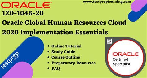 1Z0-1046-20 Exam Fragen