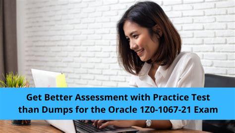 1Z0-1067-21 Test Preparation