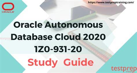 1Z0-931-20 Hottest Certification