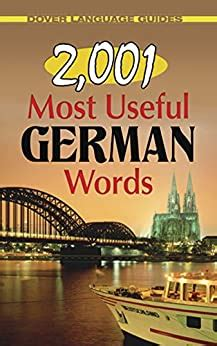 2 001 Most Useful German Words Dover Language Guides German