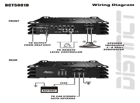 Monoblock Amp Wiring Diagram from ts2.mm.bing.net