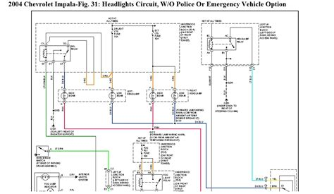2000 Silverado Headlight Switch Wiring Diagram