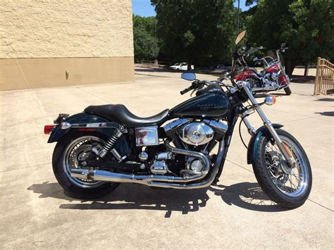 2001 Dyna Low Rider Owners Manual