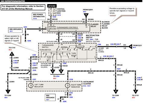 2001 Expedition Wiring Schematic