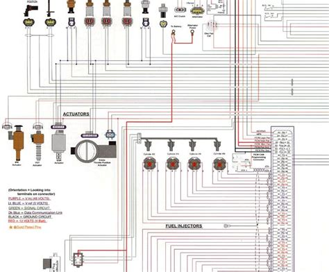 2001 Ford F 150 Fuel Injector Wiring Diagram