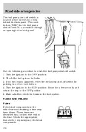 2001 Lincoln Ls Owners Manual For Fuses
