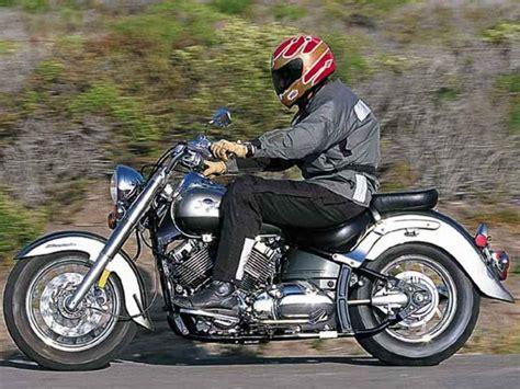 2001 Yamaha V Star Classic Silverado 650cc Motorcycle Service Manual