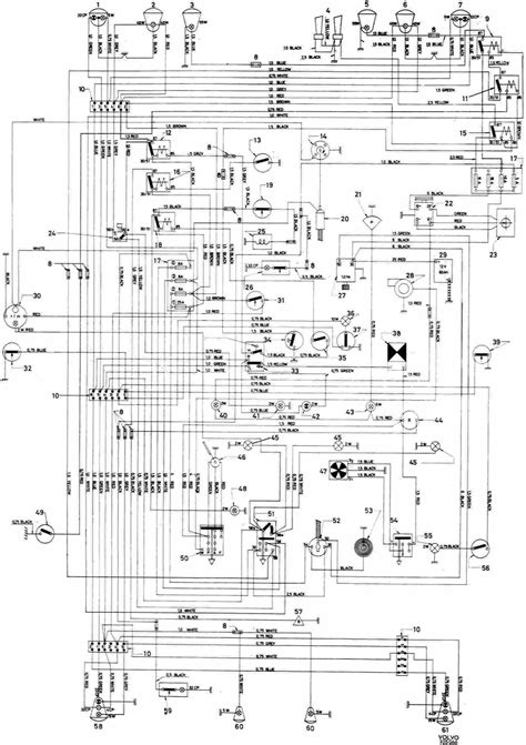 2002 Volvo Truck Wiring Diagrams