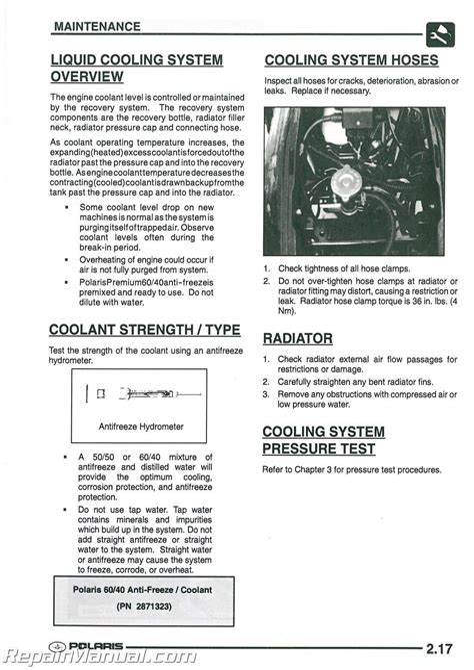 2002 2003 Polaris Sportsman 600 700 Parts Workshop Service Repair Manual 2002 2003