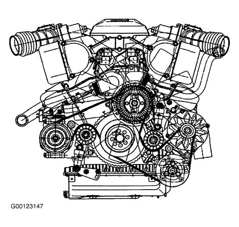 2002 Bmw 540i Engine Diagram