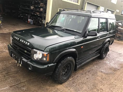 2002 Discovery Td5 Workshop Manual