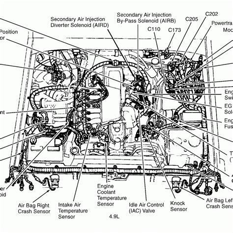 2002 Ford Taurus Spark Plug Wire Diagram