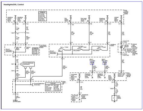 2002 Gmc Sierra Headlight Wiring
