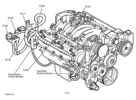 2002 Jeep Cherokee Wiring Harness