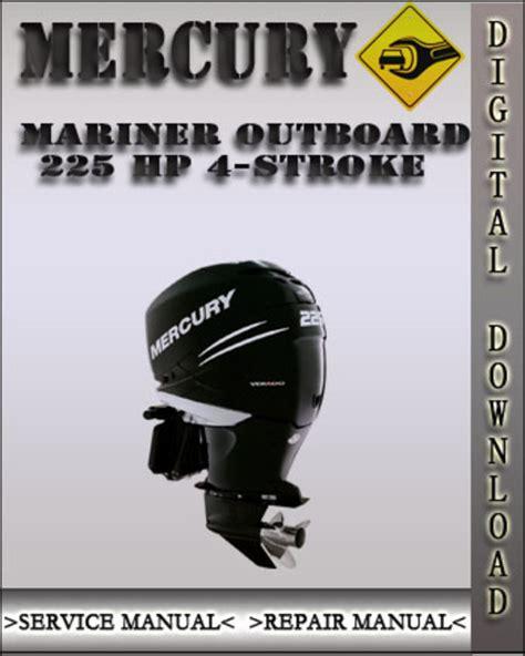 2002 Mercury 33 Hp 2 Stroke Factory Service Workshop Manual