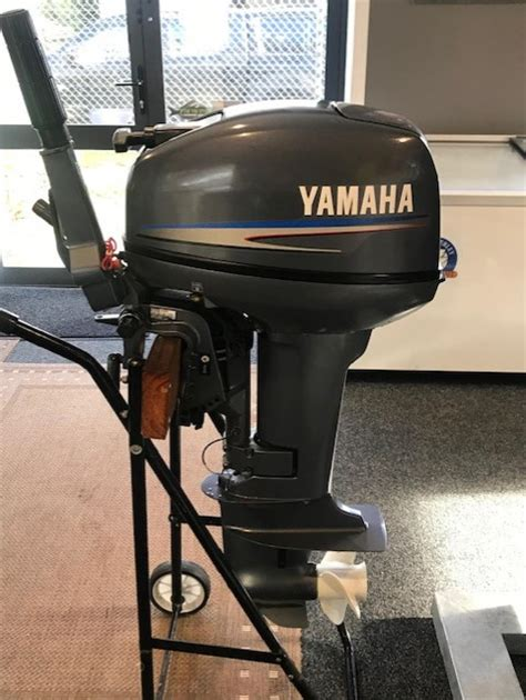 2002 Yamaha 15hp Outboard Motor Service Manual