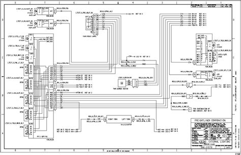 32c8493 2003 freightliner electrical diagrams  herne autowire