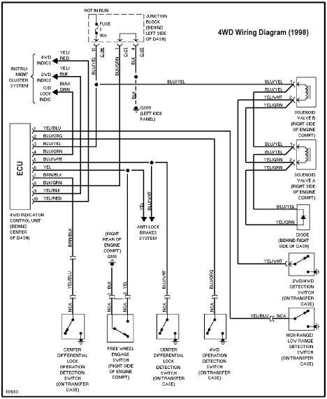 2003 3 8 Mitsubishi Plug Wire Diagram
