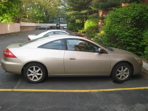 2003 Honda Accord Coupe Ex Owners Manual