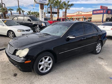 2003 Mercedes Benz C240 Owners Manual